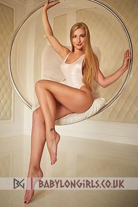 Svetlana gorgeous blonde, 34B