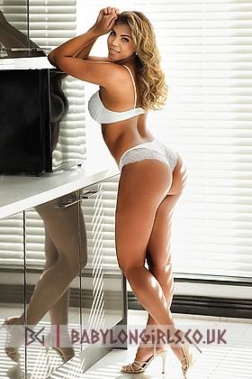 Bonita, 34D (Natural), attractive blonde 23 yrs