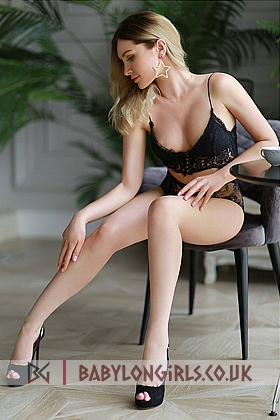 Alleta, 34B, sexy blonde 25 yrs