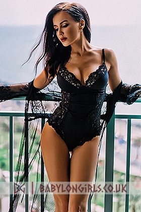 Lexi  captivating brunette, 34D