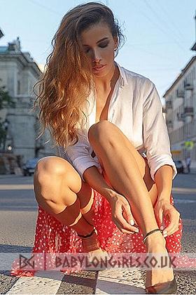 Adalina, 34C, captivating brunette 22 yrs