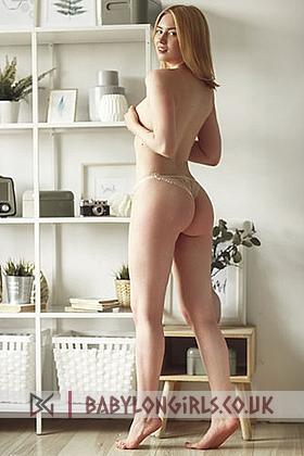 Viola tall  horny blonde, 34B