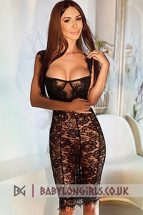 Maysa, 32D, sexy brunette 21 yrs