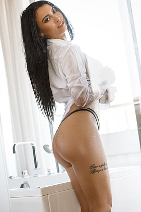 Angel, 34C, gorgeous brunette 19 yrs