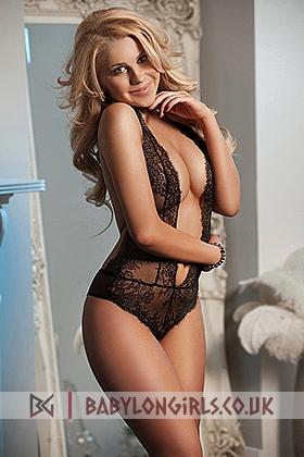 Carolina sexy blonde, busty