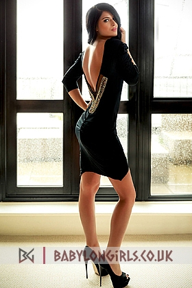 Kerry gorgeous brunette, 34C