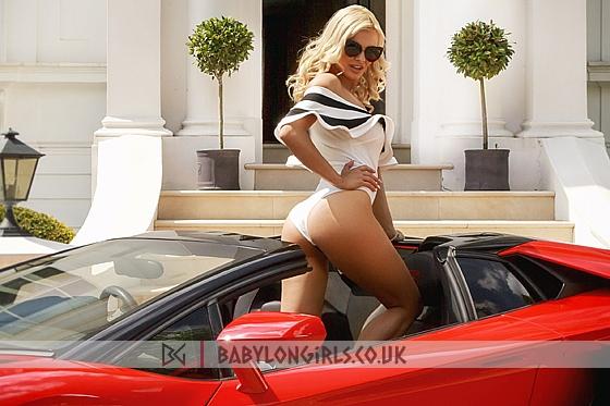 Bonnie sexy blonde, 34C