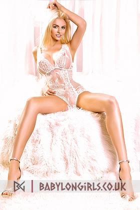 20 yrs Ashley gorgeous blonde, 34C