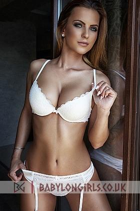 Beautiful blonde Kara