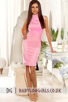 24 yrs Angelique beautiful brunette, 34B