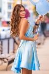 Alluring Kaja brunette 5ft 8, 34C