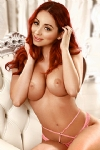 Beautiful ginger Myra