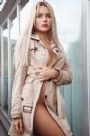 Misha alluring blonde, 34C