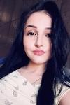 Girl brunette Gulia
