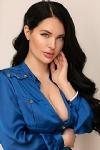 Brilliant Monica black hair 5ft 5, 34D
