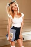 Defying Barbie blonde 5ft 3, 32C