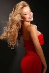 Wonderful Maksin blonde 5ft 7, 34DD