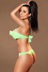 Crystal, 34D, attractive brunette 25 yrs
