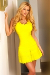 5ft 7, 34C, captivating blonde Celina