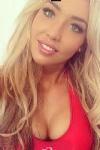 Gorgeous Nicolla blonde 5ft 9, 34D