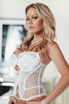 Zinnia seductive blonde, 34DD ( Natural)