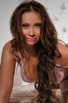 Attractive brunette Vera