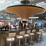 Searcys Paddington Champagne bar
